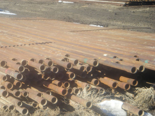Used Drill Pipe Supplier